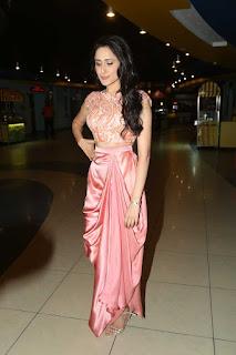 Pragya Jaiswal Pictures at Kanche Trailer Launch