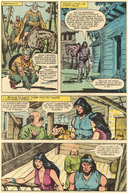 Conan the Barbarian (1970) Issue #150 #162 - English 10