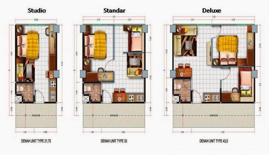 Apartemen Menara Cibinong, apartemen pertama di Cibinong.