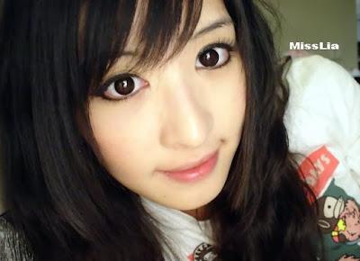 Miss Lia Model Wanita Tercantik dari Jepang