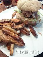 Recipe selfmade burger