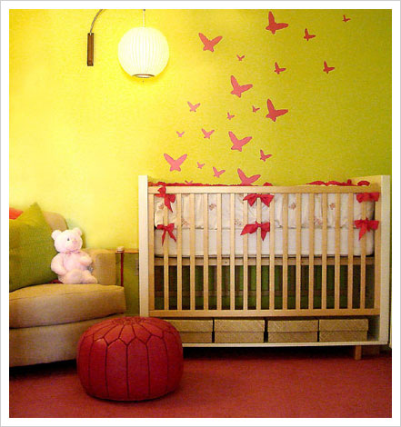 Color  Baby Room on Baby Room Style Design Jpg