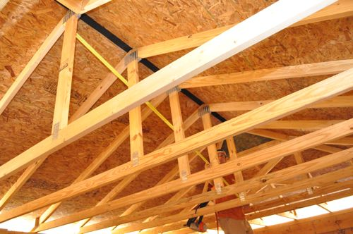 Choosing The Right Roof Truss Manufacturers Play A Great Role In Developing  Satisfactory Framework Structures For Roof. Generally, Roof Trusses Are ...