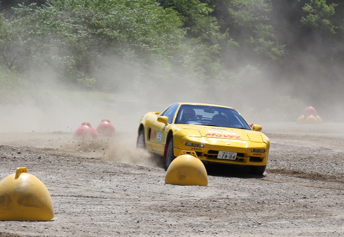 Honda NSX, rajdowa, najlepsze sportowe samochody z lat 90, V6 C30A, wolnossący, JDM, ラリー、レース、自動車競技