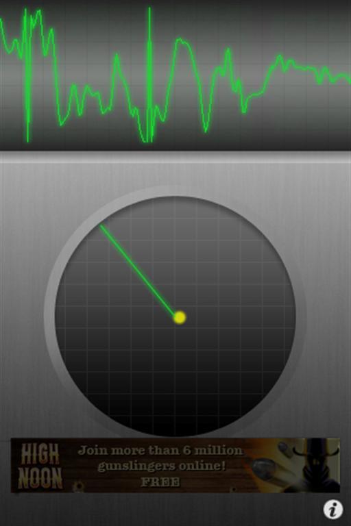 Radar Detector App >> Entree Kibbles: Ghost Detector (iPhone) - The Free Paranormal Detector