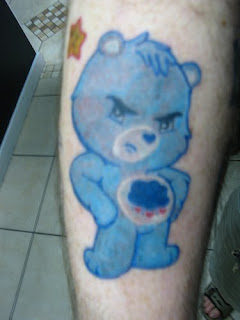 Care Bear Tattoos