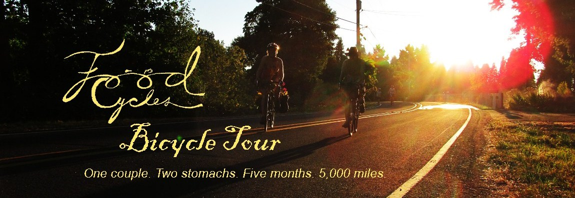 Food Cycles Bicycle Tour