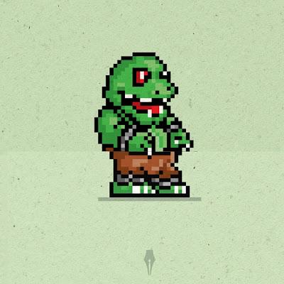 Wallpaper-Croc-8-bits