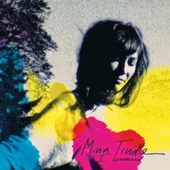 Mina Tindle New Single I Command