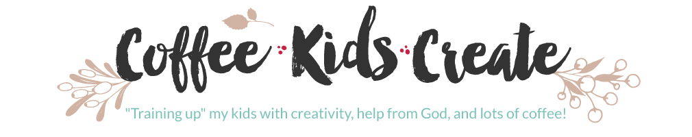Coffee - Kids - Create