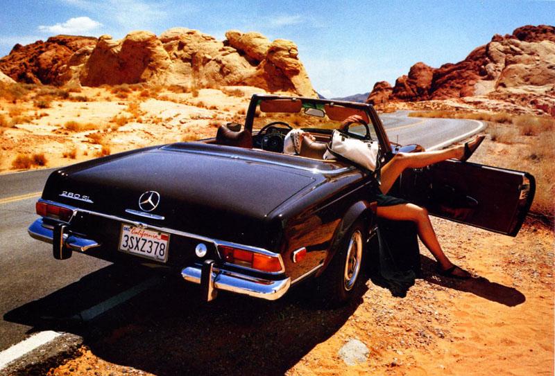 Auto Desert Classic Cars
