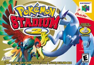 Pokken Tournament Image - Pokémon Stadium 2 Image