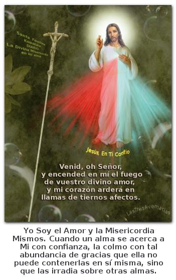 jesus misericordioso te amo