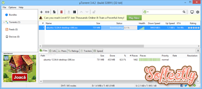 utorrent List of Best 9 Free BitTorrent Client for windows