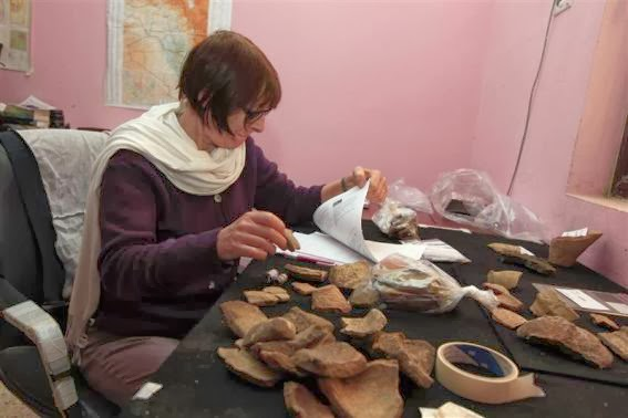 Despite Iraq's troubles, archaeologists are back