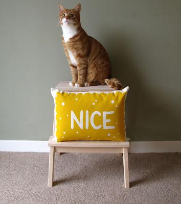 Cushions & Cats
