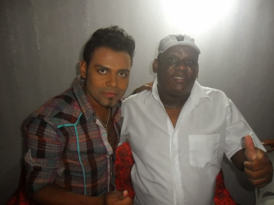 VINÍCIUS RANGEL E PABLO DO ARROCHA
