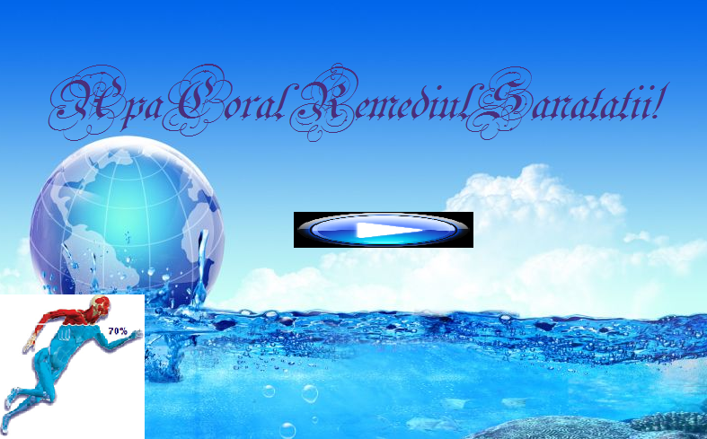 Apa Coral - Remediul Sanatatii!