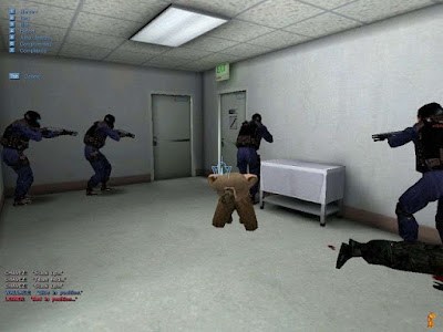 SWAT 3 Close Quarters Battle PC Full Setup Game