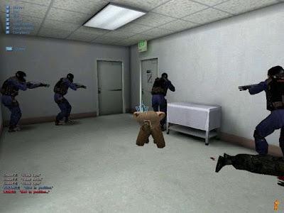 SWAT 3 Close Quarters Battle PC Full Setup Game