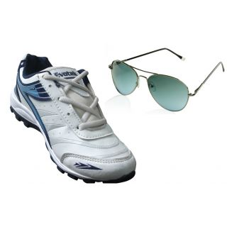 Evotek Sports shoes & sunglasses