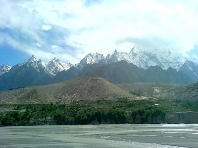 Passu - Hussaini Village from Zarabad