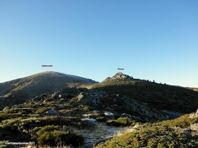 El Cerro de Valdemartin, Sierra de Guadarrama