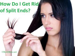 How Do I Get Rid of Split Ends?