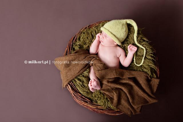 Pani Wełenka wełniane czapeczki do sesji fotograficznych dla noworodków i niemowląt handmade rekwizyty do sesji akcesoria dla dzieci czapki dla fotografów