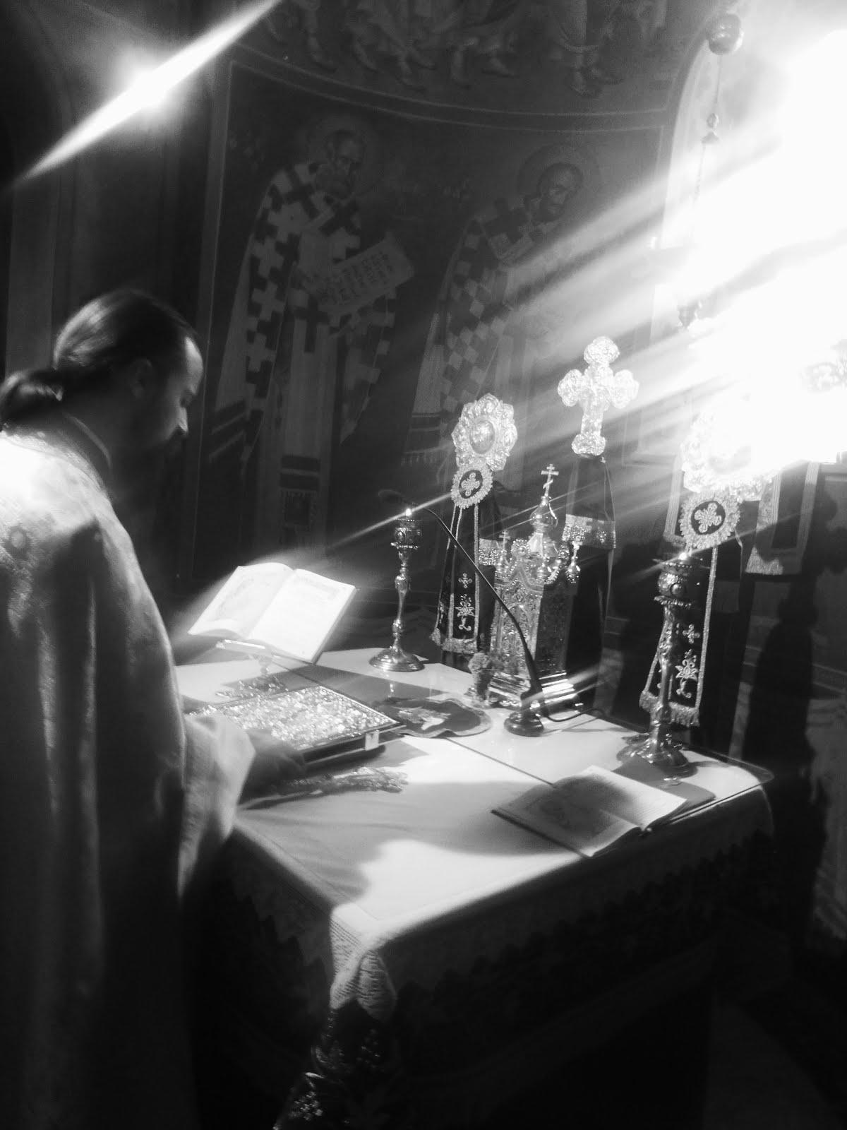Πρόγραμμα Ακολουθιών και Δραστηριοτήτων Ιεράς Μονής Παναγίας Χρυσοπηγής Οκτωβρίου 2016