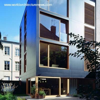 El blog de tuico arquitectura de casas for Casa holandesa moderna