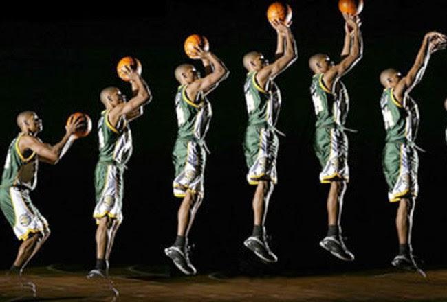 biomechanical principles in basketball essay