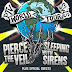 """PIERCE THE VEIL & SLEEPING WITH SIRENS ANNOUNCE LEG TWO OF """"THE WORLD TOUR"""""""