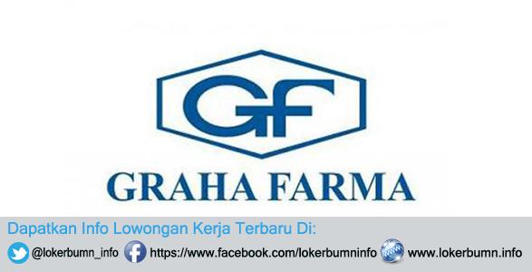 Lowongan Kerja PT Graha Farma  Untuk Banyak Posisi