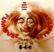 Vinyl Redux art show