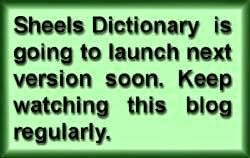 Sheels Dictionary 2.0 latest version
