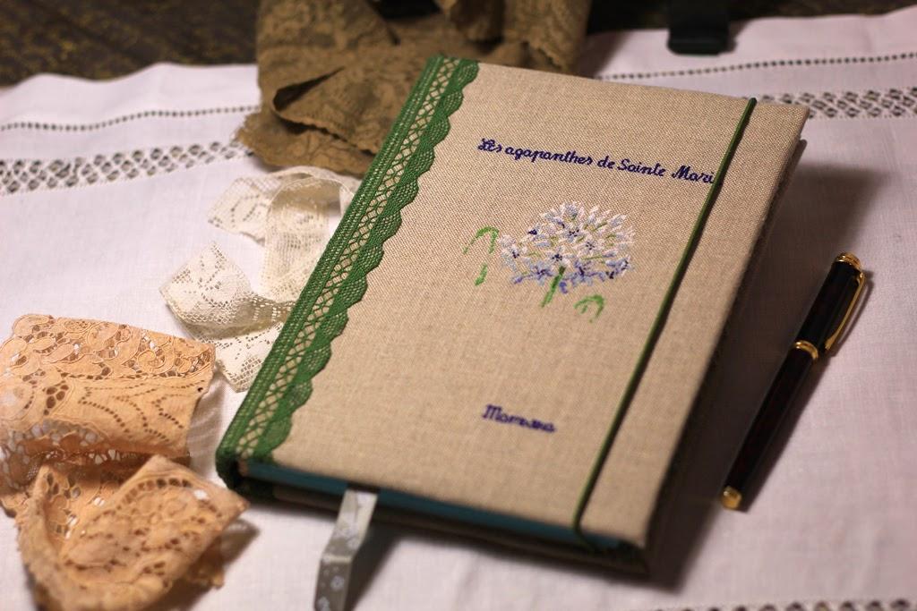 блокнот ретро, блокнот с цветами, блокноты записные книжки