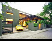Gambar Rumah Minimalis Modern Unik