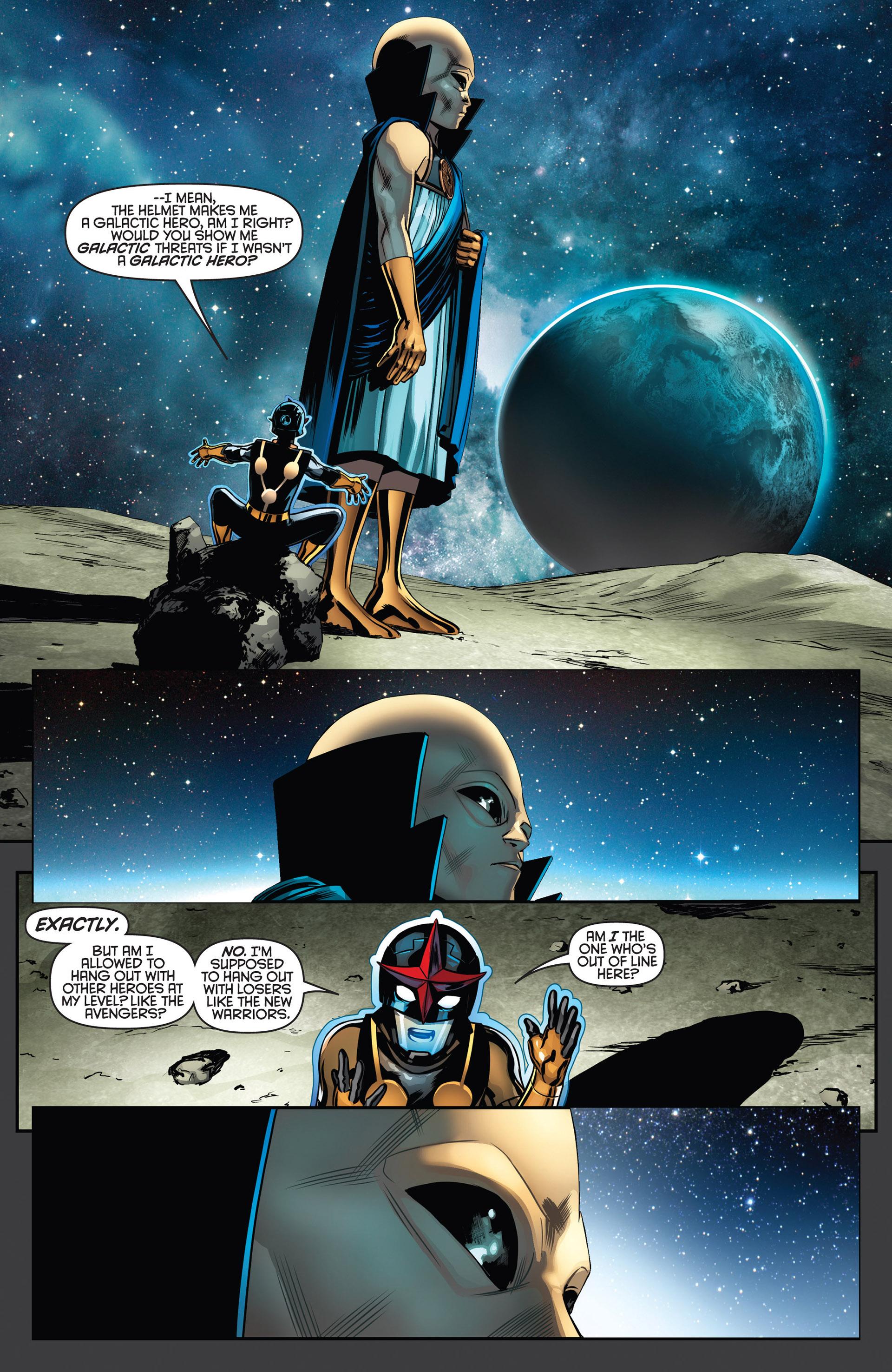 Nova (2013) - Chapter  10 | pic 15