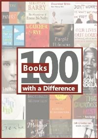 "Download the ""100 Books with a Difference"" reading guide"