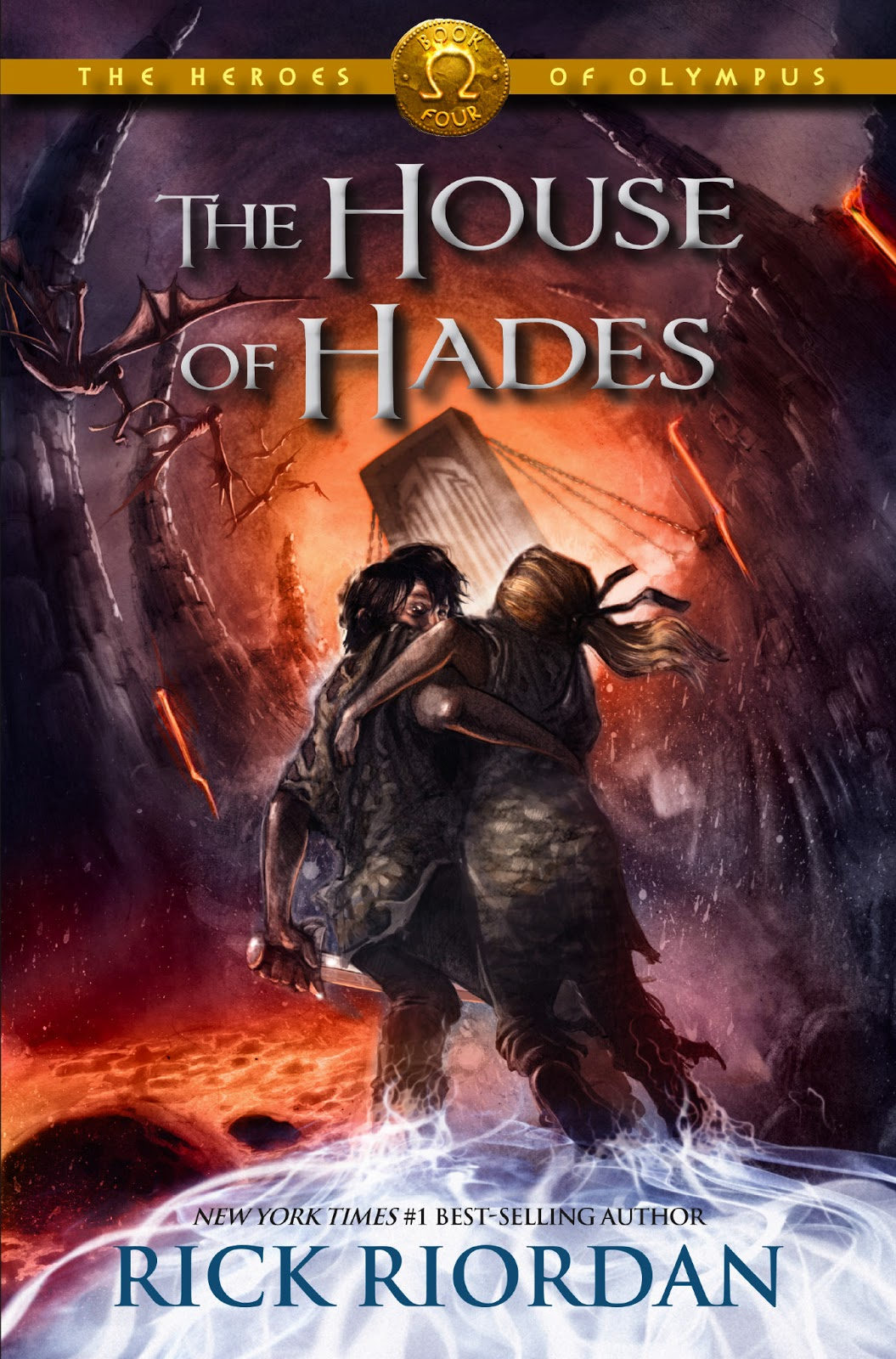 RICK RIORDAN The House of Hades SIGNED 1st LIMITED in Slipcase of 1000