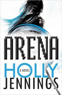 Arena by Holly Jennings book cover