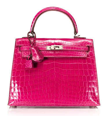Hermes Crocodile Kelly