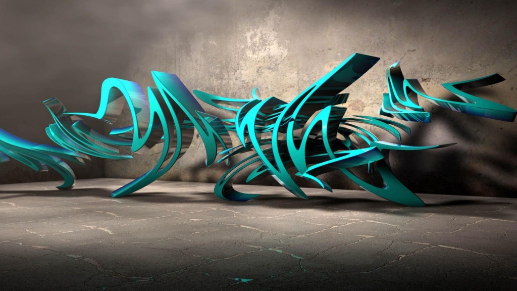 Awasome Graffiti Graffiti Creator 3d