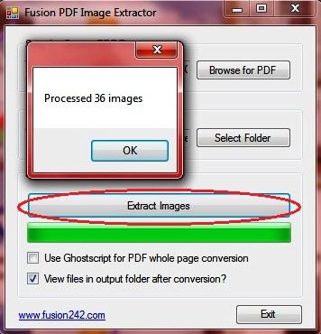 como transformar imagem em pdf