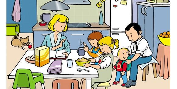 Valores familiares for Cocina en familia