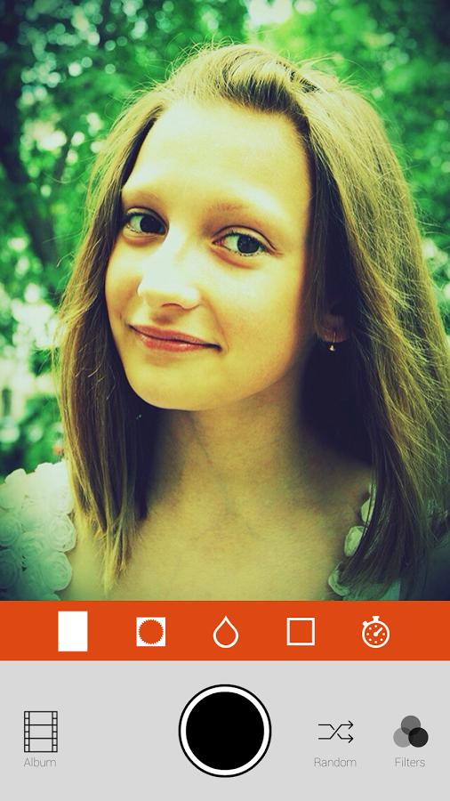 Android Retrica Apk Uygulama resimi 1