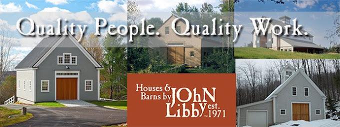 Houses & Barns by John Libby
