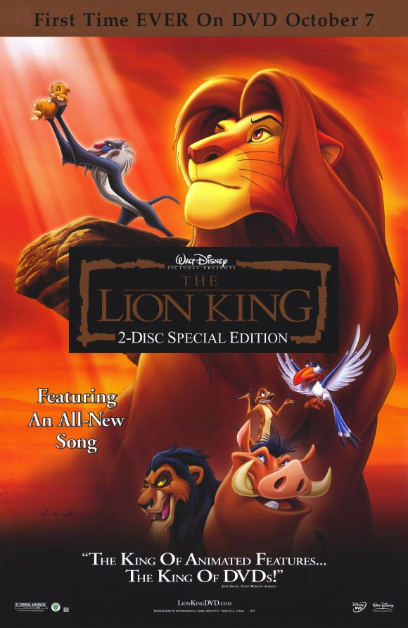 all trailer amp sinopsis film � the lion king 1 1994