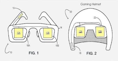 Microsoft's Projector Eyewear